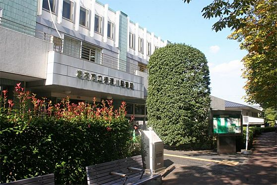 中古マンション-富士見市榎町 志木市立柳瀬川図書館(952m)