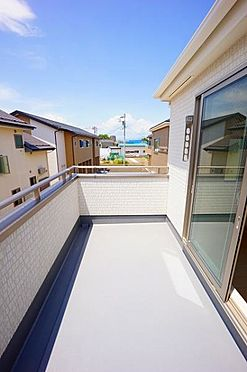 新築一戸建て-仙台市宮城野区福室2丁目 バルコニー