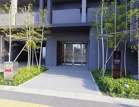 マンション(建物一部)-大阪市淀川区十三東1丁目 オシャレなアプローチ