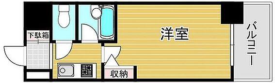 マンション(建物一部)-大阪市中央区松屋町 使い勝手の良い2点セパレート
