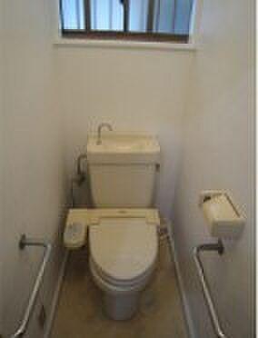 建物全部その他-深谷市天神町 トイレ