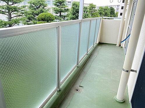 中古マンション-神戸市垂水区神陵台3丁目 バルコニー