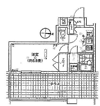 マンション(建物一部)-品川区西大井6丁目 間取り