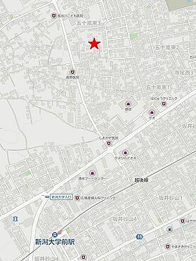 アパート-新潟市西区五十嵐東3丁目 その他