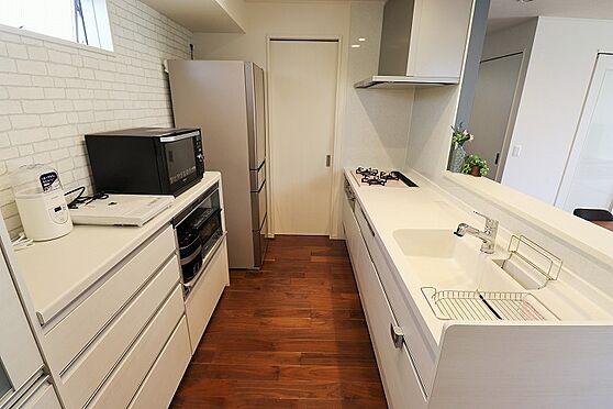 中古一戸建て-仙台市若林区荒井南 キッチン