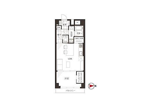 中古マンション-港区三田2丁目 43.05m2の1LDK