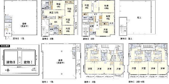 マンション(建物全部)-墨田区東駒形2丁目 間取り