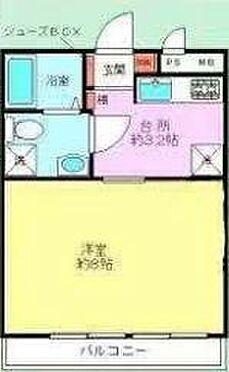マンション(建物一部)-練馬区石神井町5丁目 間取り
