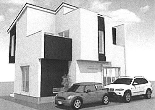 新築一戸建て-武蔵野市桜堤3丁目 外観