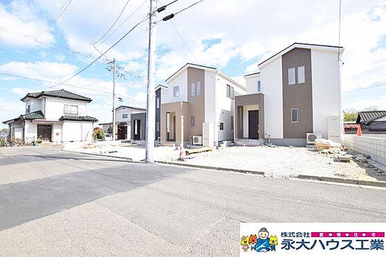 新築一戸建て-塩竈市藤倉1丁目 外観