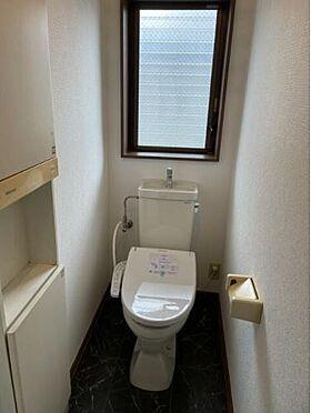 収益ビル-桶川市泉1丁目 トイレ