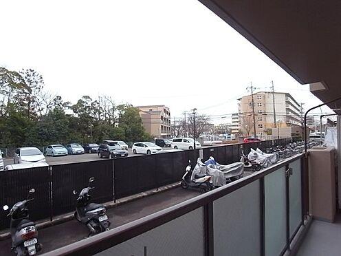 マンション(建物一部)-京都市南区久世殿城町 バイク置き場