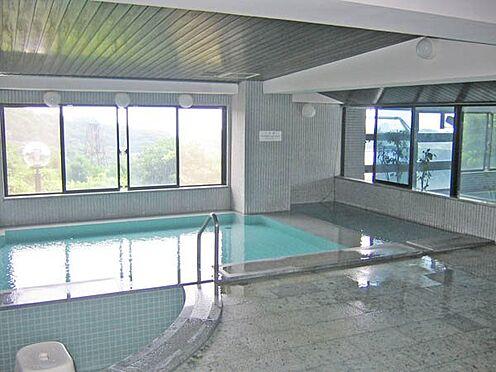中古マンション-賀茂郡東伊豆町奈良本 自慢の温泉大浴場です。