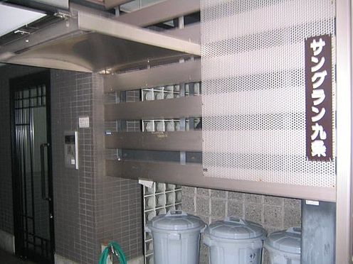 一棟マンション-大阪市西区九条1丁目 玄関
