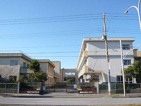 戸建賃貸-千葉市美浜区磯辺3丁目 千葉市立磯辺中学校(441m)
