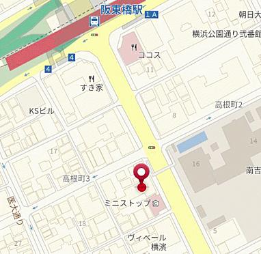 区分マンション-横浜市南区高根町3丁目 その他