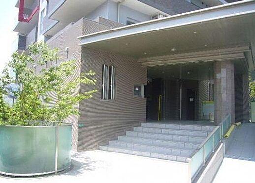マンション(建物一部)-大阪市浪速区幸町3丁目 キレイで高級感のあるエントランス