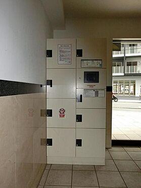 区分マンション-所沢市西所沢1丁目 『共有部分』 不在時に便利な宅配ボックス。