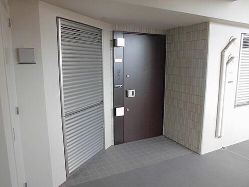 マンション(建物一部)-鹿児島市松原町 玄関