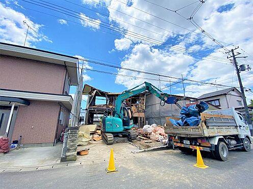 新築一戸建て-石巻市大街道南1丁目 外観