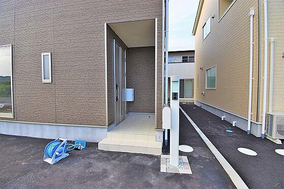 新築一戸建て-仙台市太白区富沢字六本松 玄関