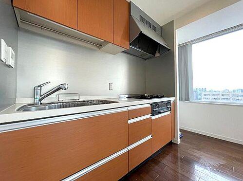 中古マンション-新宿区西新宿4丁目 キッチン