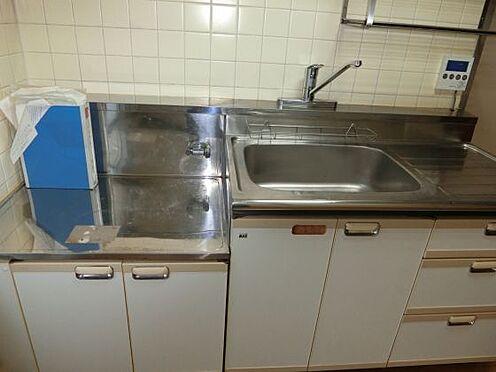 区分マンション-横須賀市グリーンハイツ キッチン