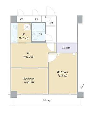 マンション(建物一部)-港区白金3丁目 ※現況と間取り図が異なる場合は、現況優先とします