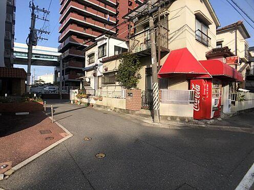 区分マンション-福岡市中央区港3丁目 前面道路写真2です。