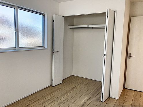 新築一戸建て-知多郡東浦町大字石浜字須賀 全居室に収納スペースがございます!