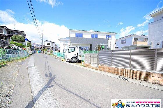 新築一戸建て-仙台市太白区西多賀3丁目 外観
