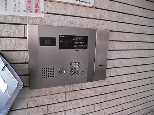 中古マンション-札幌市西区発寒七条5丁目 TVモニター付きのオートロック