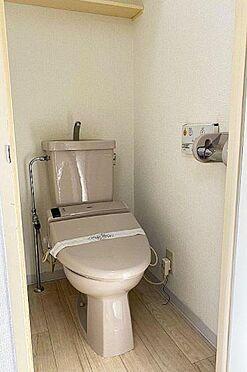 収益ビル-横浜市中区曙町3丁目 トイレ