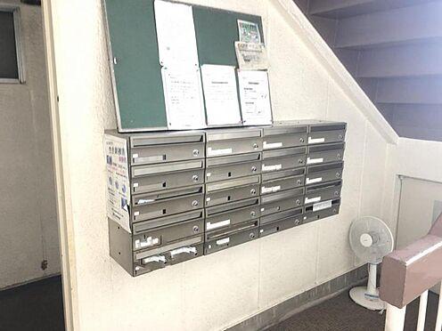 区分マンション-名古屋市名東区明が丘 郵便ポスト
