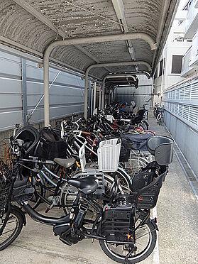 マンション(建物一部)-大阪市天王寺区玉造元町 駐輪場も有り。