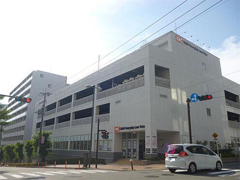 新築一戸建て-横浜市戸塚区平戸4丁目 OK(オーケー) 東戸塚店(917m)