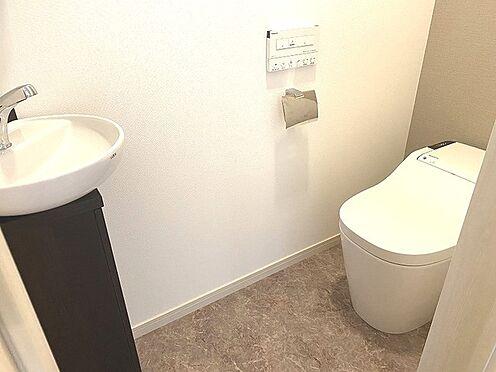 中古一戸建て-堺市西区太平寺 トイレ