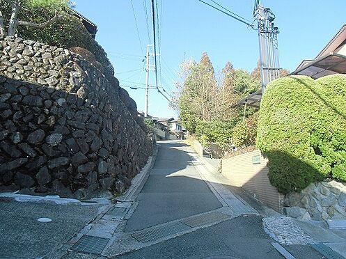 マンション(建物全部)-京都市左京区岩倉幡枝町 前面道路