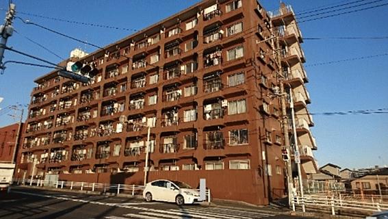 中古マンション-松戸市胡録台 外観