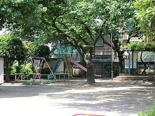 マンション(建物全部)-大田区本羽田2丁目 周辺環境:新宿東児童公園