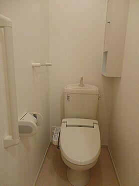 アパート-横浜市青葉区もえぎ野 トイレ