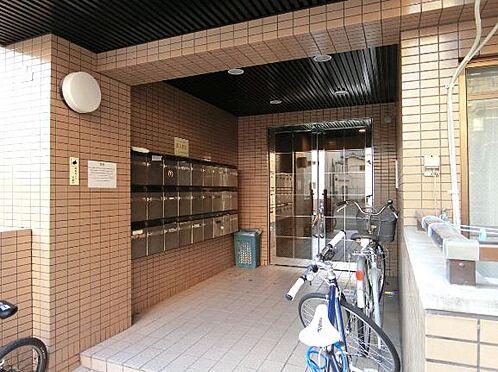 マンション(建物一部)-大阪市都島区内代町3丁目 綺麗なエントランス