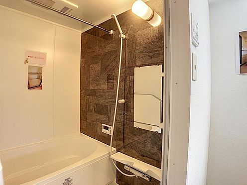 中古マンション-安城市三河安城本町2丁目 水回り設備も新品です!快適なバスタイムを。