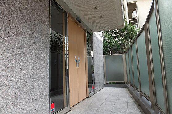 マンション(建物全部)-習志野市津田沼4丁目 2・3・4階のエントランス入口(オートロック)