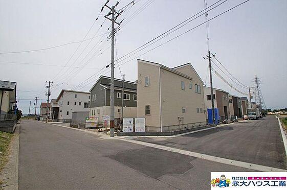新築一戸建て-大崎市古川鶴ケ埣字新江南 外観