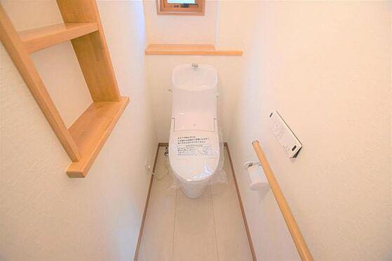 新築一戸建て-仙台市青葉区荒巻中央 トイレ