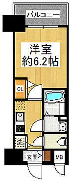 マンション(建物一部)-大阪市福島区鷺洲3丁目 間取り