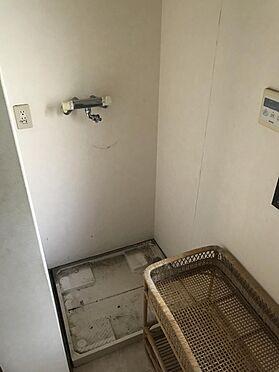 店舗付住宅(建物全部)-福山市内海町 風呂