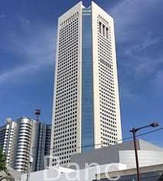 中古マンション-渋谷区初台2丁目 東京オペラシティビル東京オペラシティタワー 徒歩11分。 830m