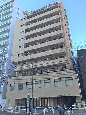 マンション(建物一部)-新宿区市谷薬王寺町 外観